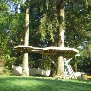 Scarsdale New York Treehouse | Tree Houses by Tree Top ...
