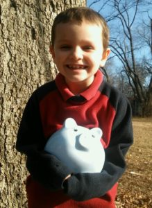 Treehouse Cost Piggy Bank