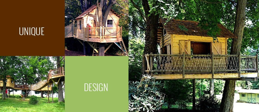 Tree top house design