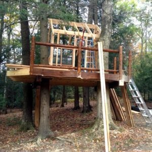 Central Pennsylvania Treehouse Tree Houses By Tree Top