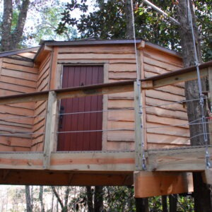 Florida Getaway Treehouse Tree Houses By Tree Top Builders