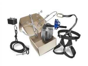 Buy a Zipline Kit at Treehouse Supplies