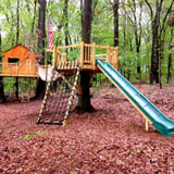 kids tree houses with zip line playground custom tree house accessoriesoptions for kids houses by top builders
