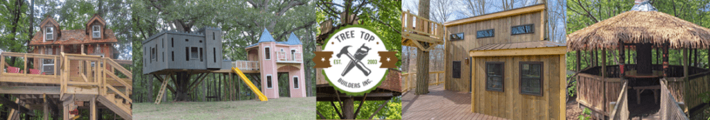 Treehouse Rentals from Tree Top Builders