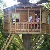 Advanced Treehouse A1 - Tree Top Builders